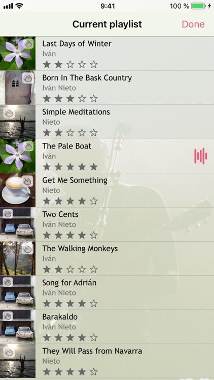 Next Song Music Player screenshot-5