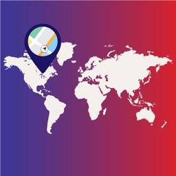 GPS Maps - Location & Traffic