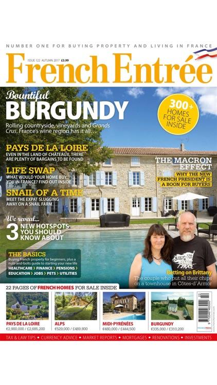 FrenchEntrée Magazine screenshot-7