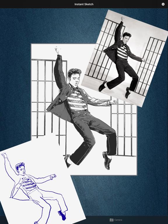 Screenshot #4 pour Instant Sketch