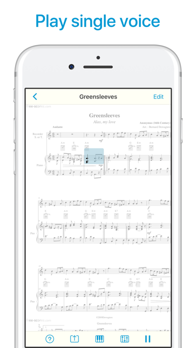 download Sheet Music Scanner apps 3