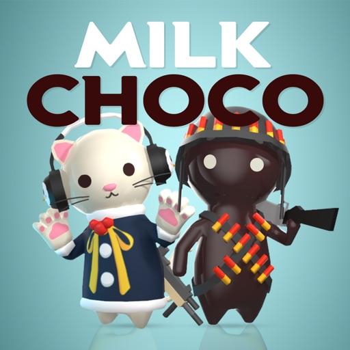 ミルクチョコ-オンラインFPS