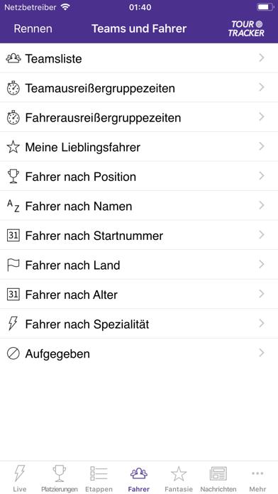 messages.download Tour Tracker World Tour software