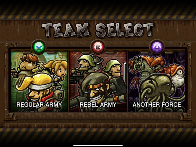 ‎Metal Slug Infinity: Idle Game Screenshot