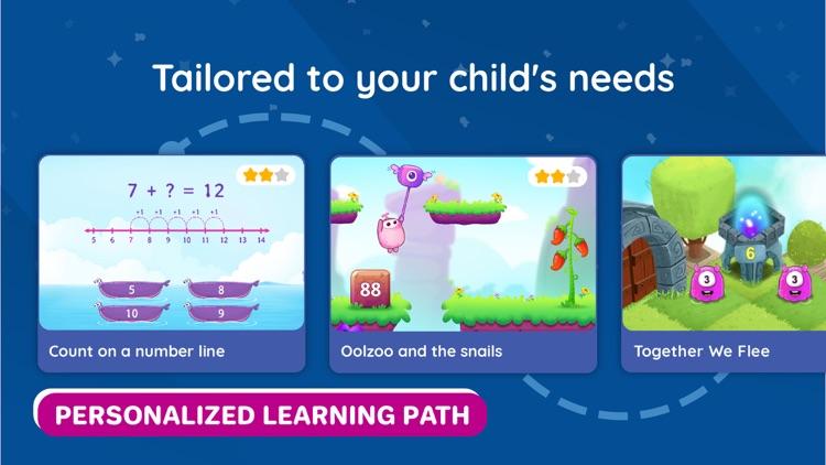 K-5 Splash Math Games for Kids screenshot-3