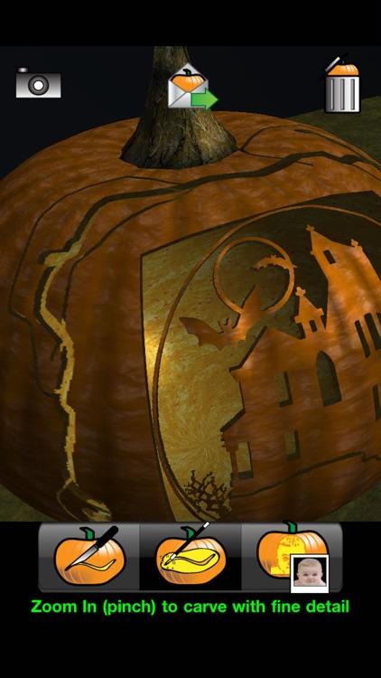 Pumpkin 3D Magic