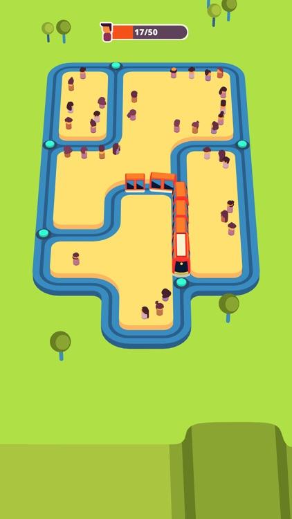 Train Taxi screenshot-6