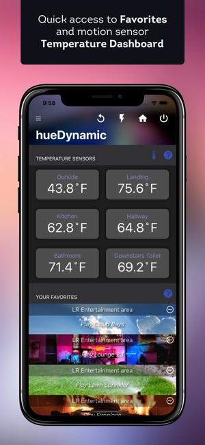 hueDynamic for Hue Pro
