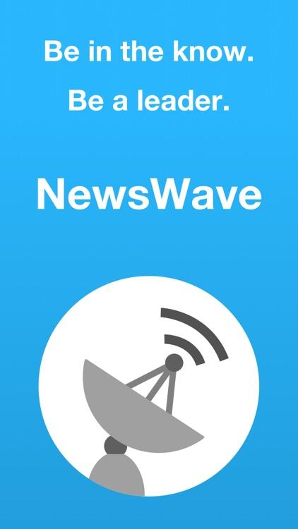 NewsWave - RSS News Reader