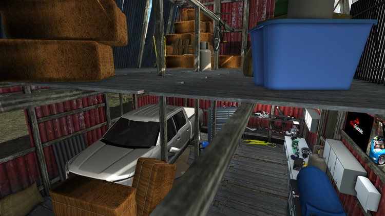 Fix My Truck: 4x4 Pickup! screenshot-5