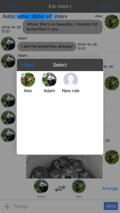 Dialog Maker PRO screenshot two