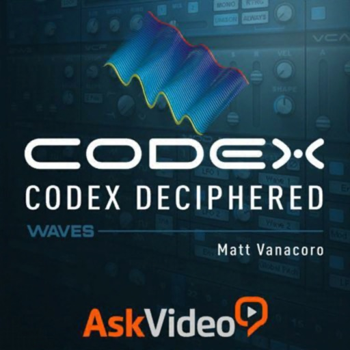Codex Course For Waves By A.V.