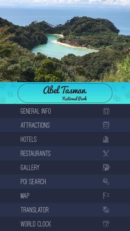 Abel Tasman National Park Tour