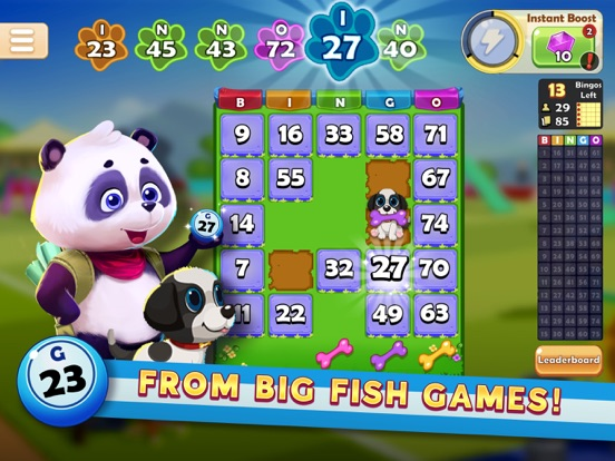 Big Fish Bingo screenshot 6