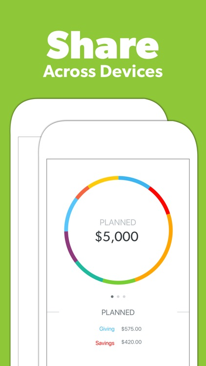 EveryDollar Easy Budgeting App screenshot-7