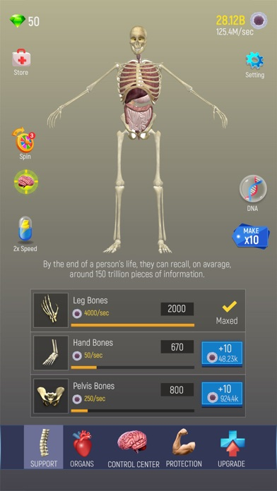 Idle Human screenshot 1