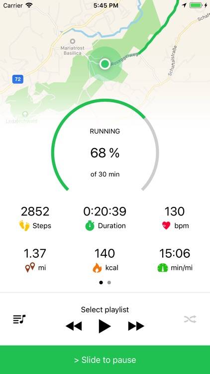 Running Walking Tracker Goals screenshot-5