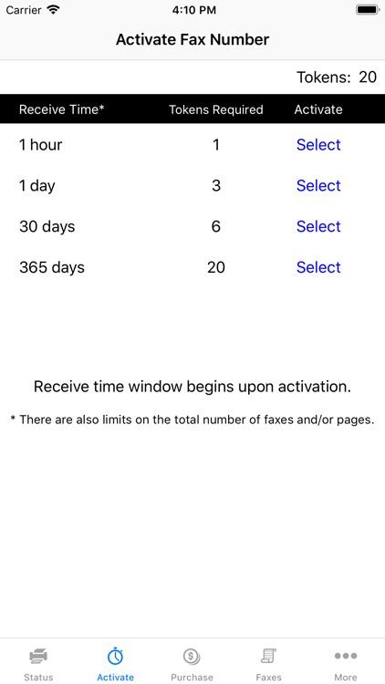 FaxReceive - receive fax app screenshot-3