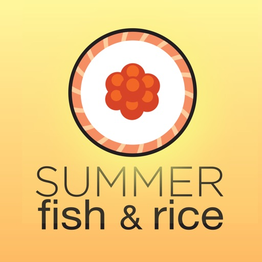Summer Fish & Rice