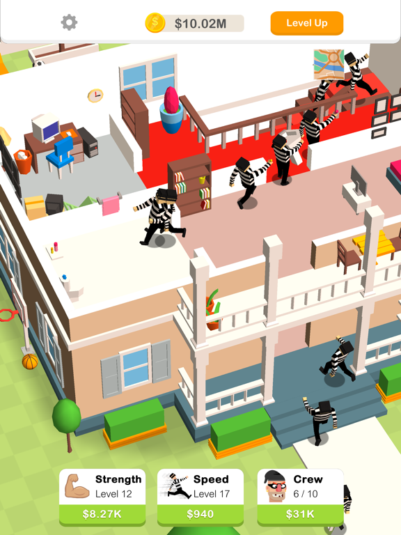 Idle Robbery screenshot 11