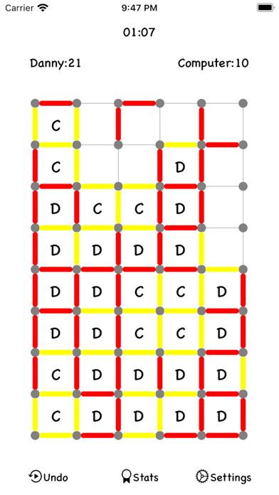 Dot.Line- paper & pencil game Screenshots