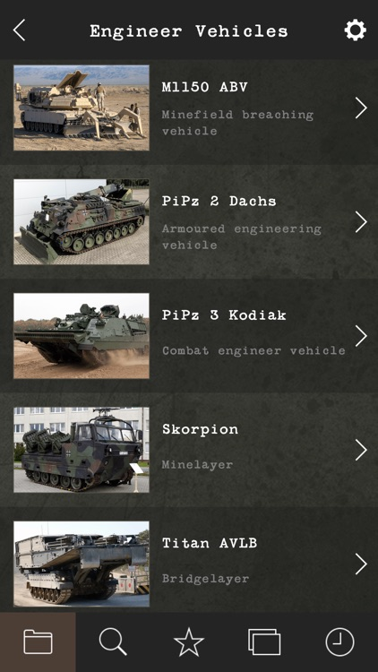 Modern Military Vehicles screenshot-8