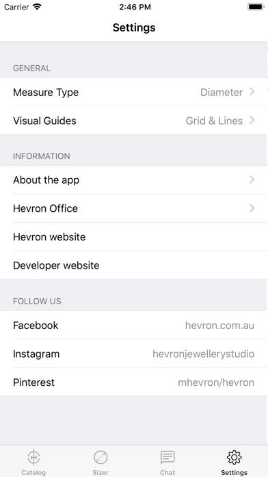 Hevron screenshot 6