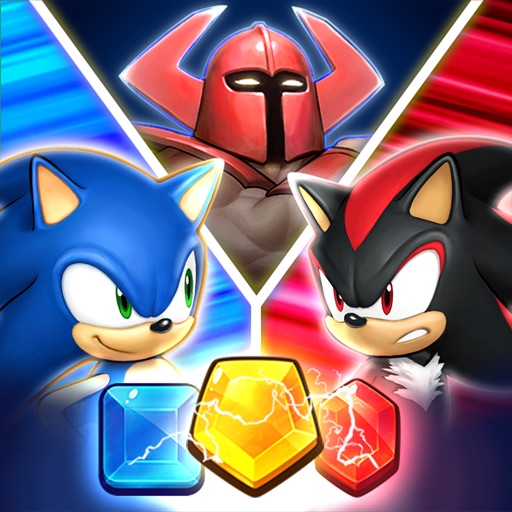 SEGA Heroes: RPG Match 3 Games