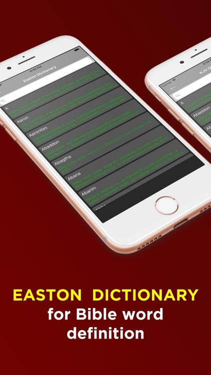 KJV Bible Offline - Audio KJV screenshot-5