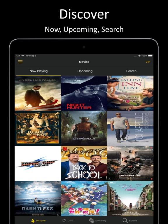 Movies Box screenshot 1
