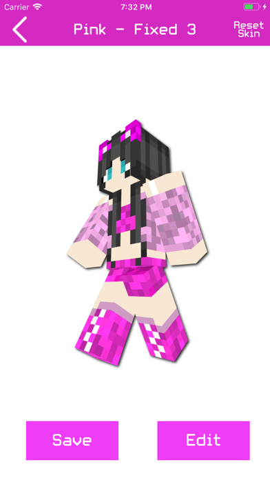 Girl Skins for Minecraft 2019 screenshot one