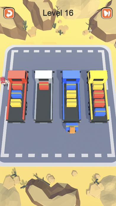 Truck Sort 3D screenshot 3