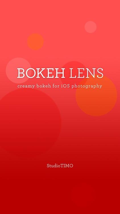 Bokeh Lens