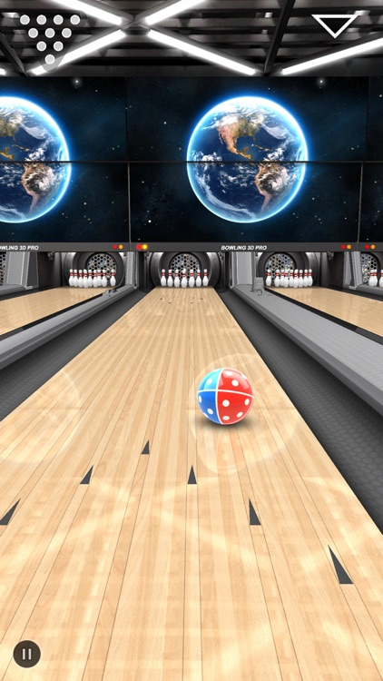 Bowling 3D Pro - by EivaaGames screenshot-3