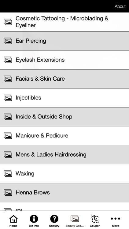 Peaches & Cream Beauty Salon screenshot-3