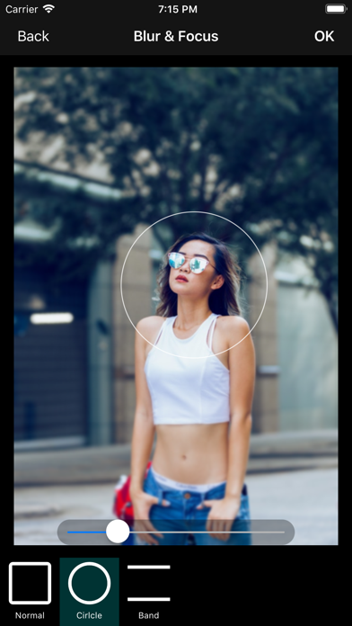 Screenshot #3 pour VisualX Photo Editor & Effects