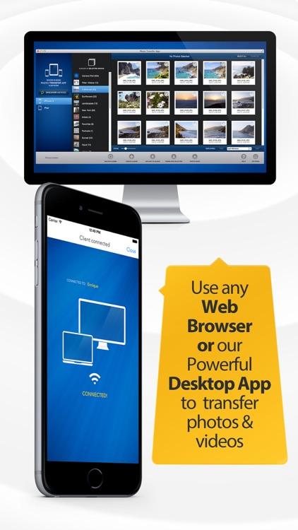 Photo Transfer App - Bitwise screenshot-3