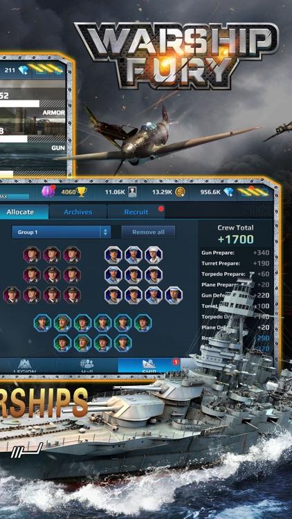 Warship Fury screenshot-7