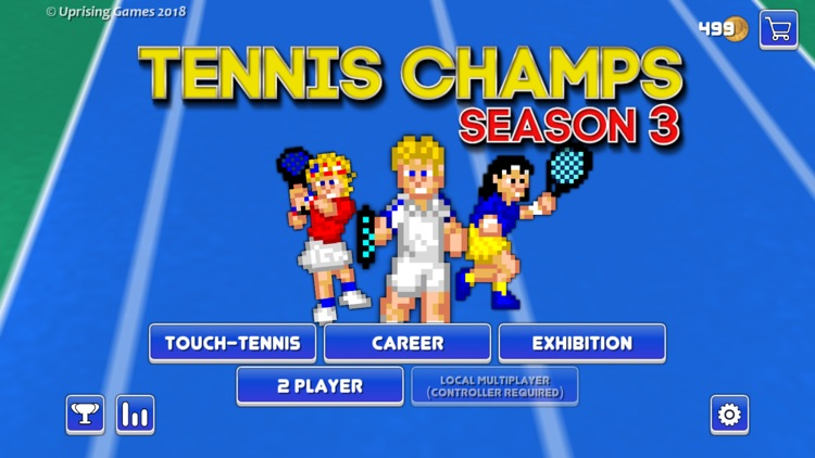 Tennis Champs Season 3