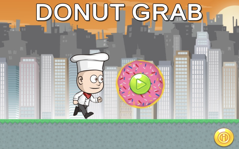 Donut Grab for Mac
