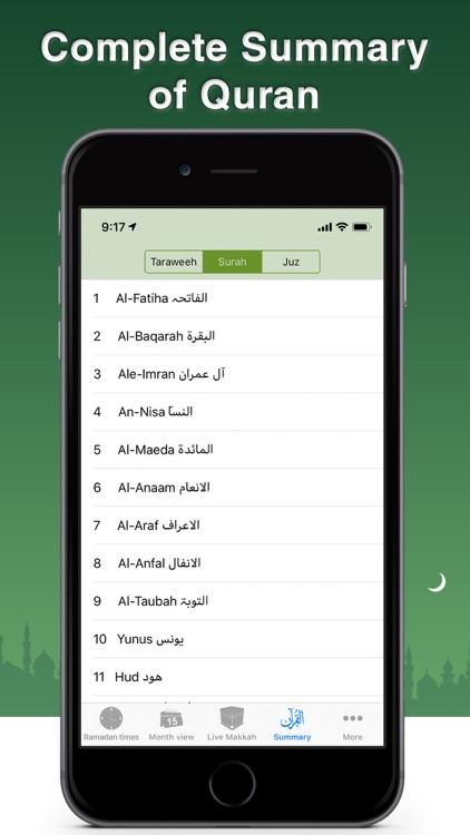 Ramadan Times screenshot-3