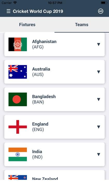 Live Cricket Score Line