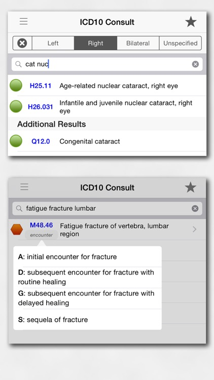 ICD10 Consult Pro