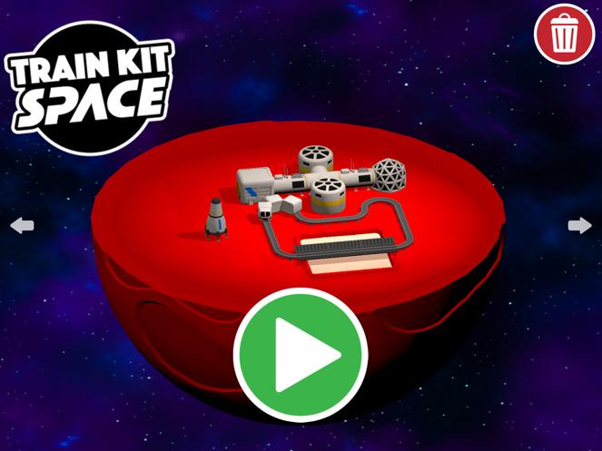 Train Kit: Space-1