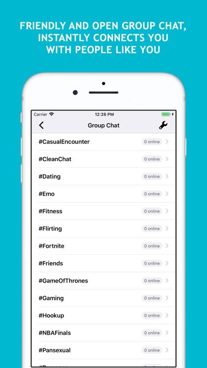 Dizkover: People Discovery App screenshot-6