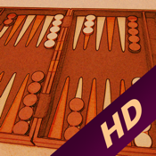Backgammon NJ HD icon