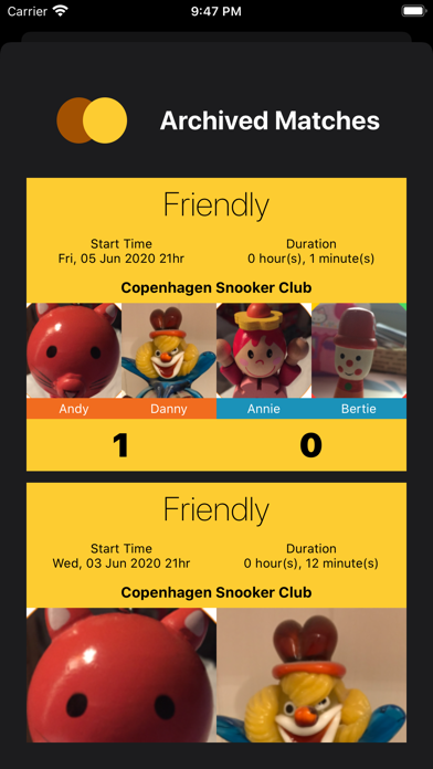 SnookerJack screenshot #6