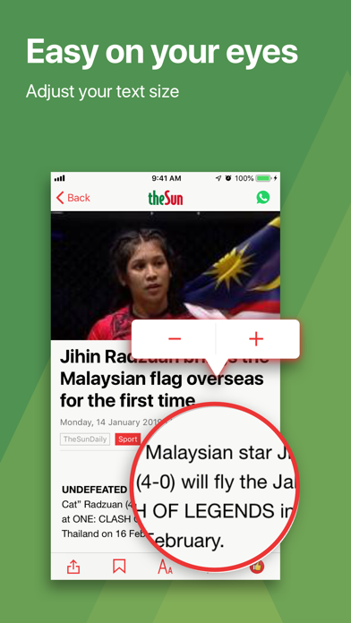 Newswav - Latest Malaysia News screenshot three