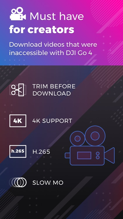 Sync for DJI: Go Mobile First screenshot-2