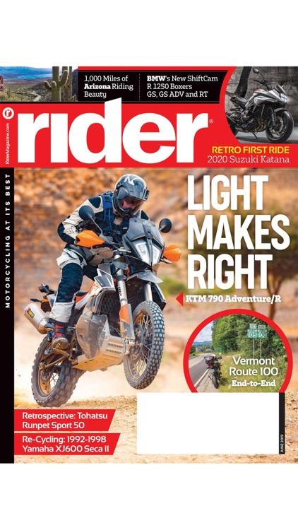 Rider Magazine. screenshot-3